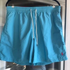Polo Ralph Lauren Swim Shorts Nice Aqua blue